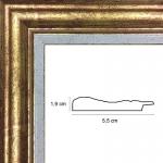 Hauteur: 73 Largeur: 100 Ajoutez un plexiglas et un dos médium: Non Sens d\\\'accroche du cadre: Horizontal