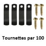 Tournettes par 100