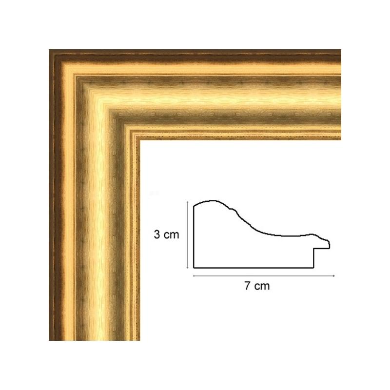 cadre bois dor sur mesure encadrement pour tableau en vente sur cadre toile. Black Bedroom Furniture Sets. Home Design Ideas