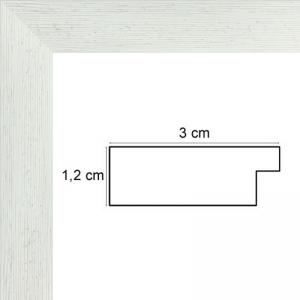 encadrement blanc pour tableau de peintre sur cadre toile. Black Bedroom Furniture Sets. Home Design Ideas