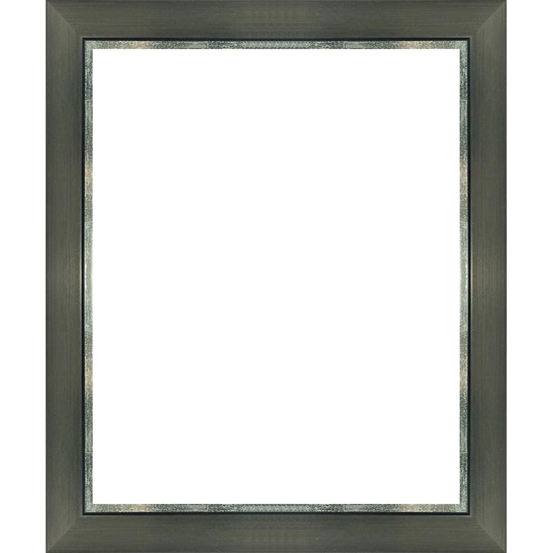 cadre acier marie louise fliet argent encadrement tout format en vente sur cadre. Black Bedroom Furniture Sets. Home Design Ideas