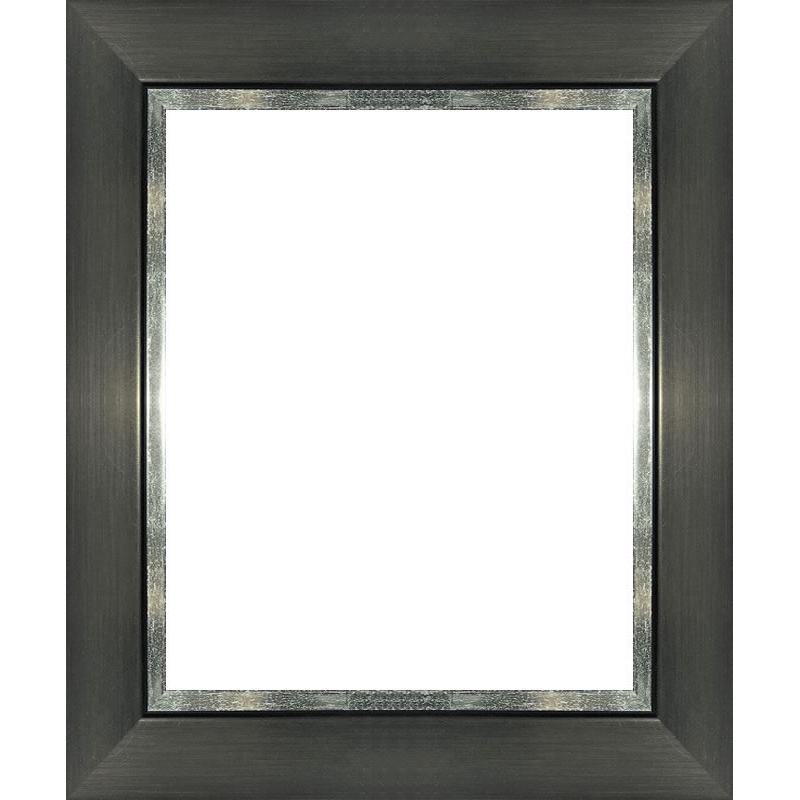 trouvez votre cadre design tout format acier fonc marie louis filet clair pour votre peinture. Black Bedroom Furniture Sets. Home Design Ideas