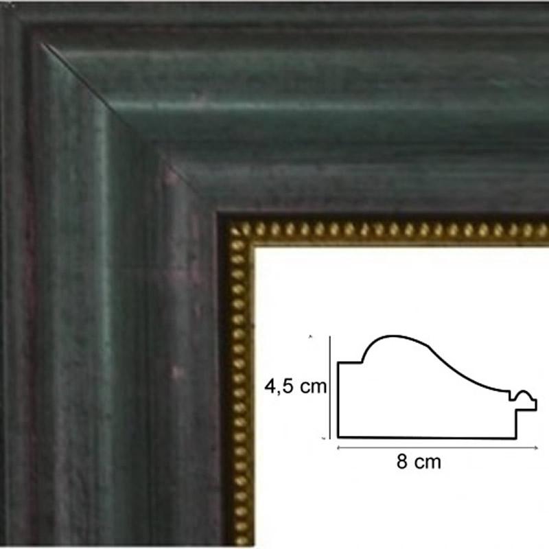 encadrer votre toile avec cadre vert format figure en vente sur cadre toile. Black Bedroom Furniture Sets. Home Design Ideas
