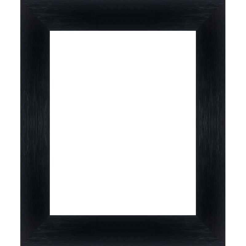 cadre plat noir encadrement bois en vente sur cadre toile. Black Bedroom Furniture Sets. Home Design Ideas