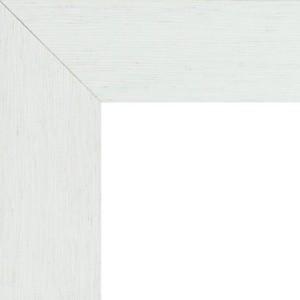 Encadrement sur Mesure Plat Blanc
