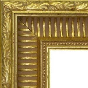 cadre bois empire cannaux or sur mesure en vente sur cadre tile hauteur 52 largeur 62. Black Bedroom Furniture Sets. Home Design Ideas
