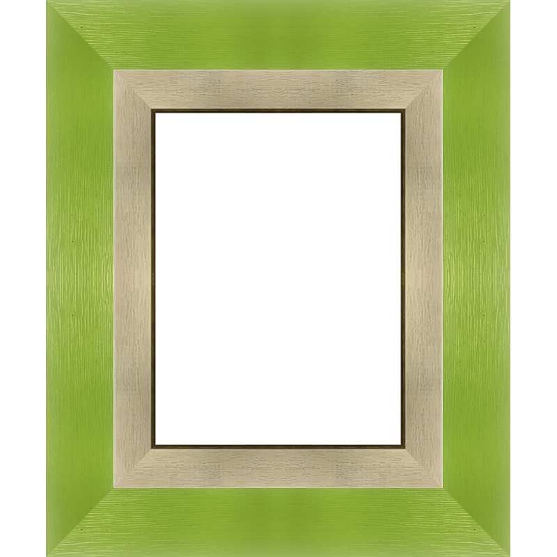 encadrement vert anis sur mesure avec marie louise cadre. Black Bedroom Furniture Sets. Home Design Ideas