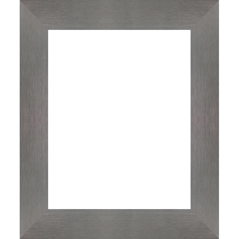 cadre d 39 art plat gris sur mesure sur cadre toile. Black Bedroom Furniture Sets. Home Design Ideas