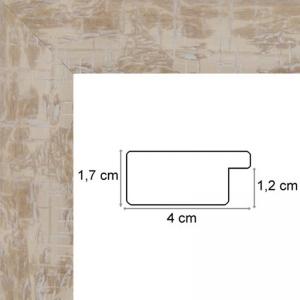 cadre pour toile sur mesure ivoire cadre toile. Black Bedroom Furniture Sets. Home Design Ideas